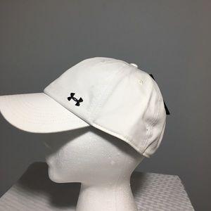 Womens White Reebok Hat